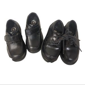 Baby Shoes Black Size 7 Bundle Buster Brown